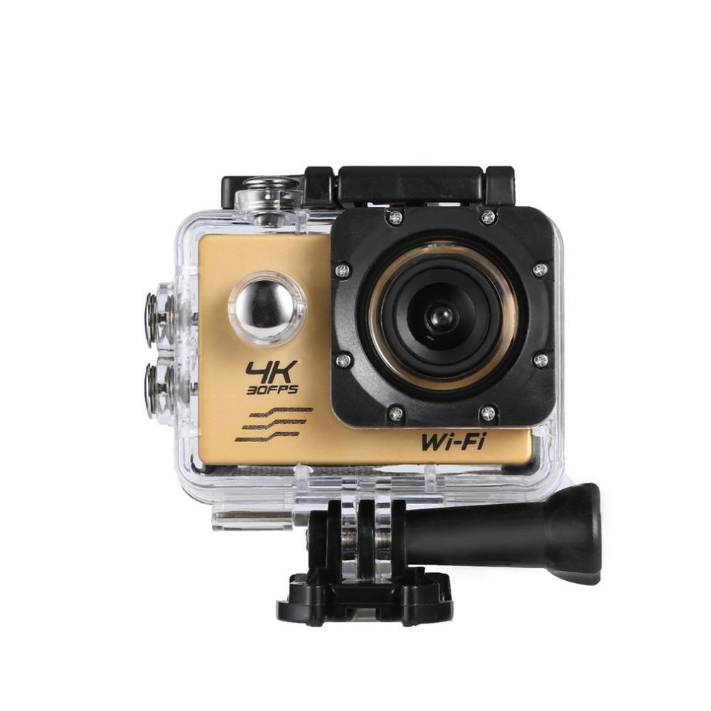 """H9/H9R Vedio Digital Camera 4K Camcorder Ultra HD 1080p/30fps Mini Camera Fotografica  WiFi 2.0"""" 170D Waterproof video camera(China)"""