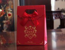 20 قطعة/الوحدة الزفاف مزيج نمط الحلوى صناديق هدية صناديق صناديق حفل زفاف لصالح هدية حقيبة لحفل زفاف منزل تتحرك