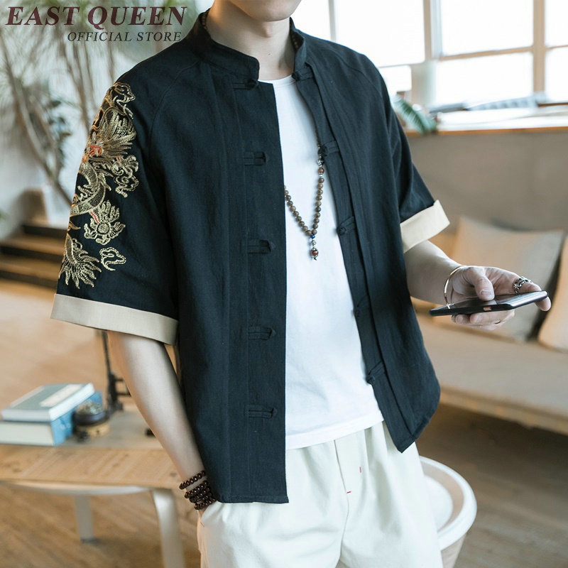 Traditional chinese clothing chinese traditional clothes for men shanghai tang chinese traditional men clothing KK654 W