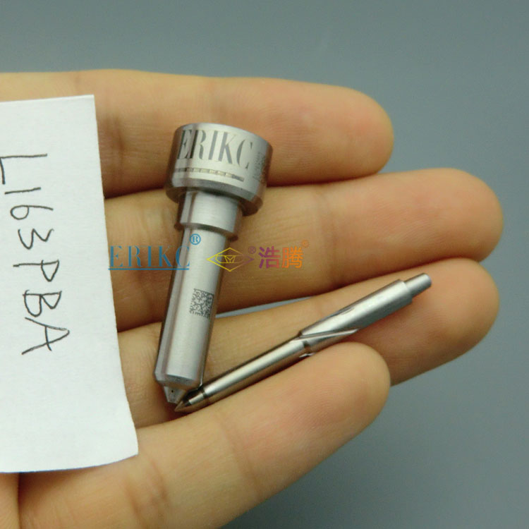 ERIKC automatic nozzle L163PBA L163PBD Car Parts Auto Engine Fuel injector nozzle assembly for EJBR03301D JMC Transit 2.8L Van