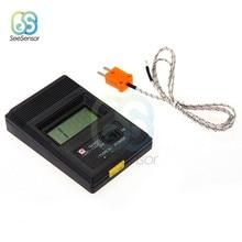 Thermomètre numérique de Type K TM902C, capteur de sonde de Thermocouple, détecteur de température-50C à 1300C