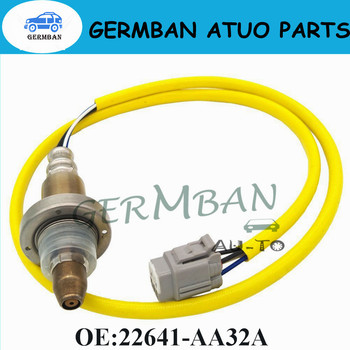 Neue Herstellung Air Kraftstoffverhältnissensor Für 05-07 Outback 2.5L-H4 05-07 Legacy GT EJ255 2.5L Teil No # 22641-AA32A