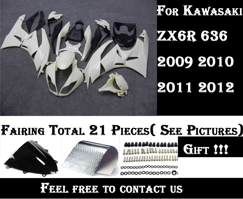 ZX6R 09