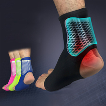 1 Piece(Single) Sport Ankle Support Elastic High Protect Ankle Pads Boxing Safety Running Basketball Anti Hurt Ankle Brace