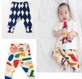 2016 bobo choses verão crianças leggings Calças roupas de bebê menino menina roupa do bebê Meninas Calças Leggings Menina vetement bebe