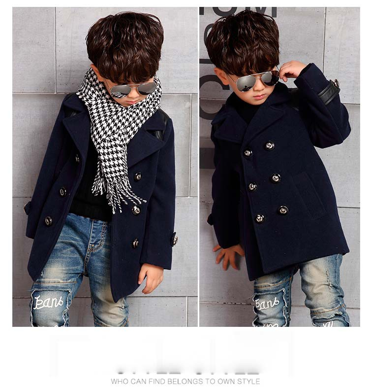 Aliexpress.com : Buy Boys Coats 2016 Autumn Kids Winter Clothes ...