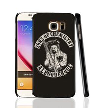 14412 Sons of Chemistry Breaking Bad cell phone case cover for Samsung Galaxy A3 A5 A7 A8 A9 2016