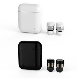 Image 5 - DOOLNNG T 1 Chống Nước Thể Thao Bluetooth Tai Nghe 5.0 TWS Không Dây Mini Vô Hình Cảm Ứng Điều Khiển Tai Nghe Cho