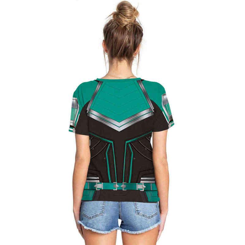 Для женщин/мужчин поддельные 2 шт. футболка 3D цифровой печати Пара Одежда женская футболка друзей Camiseta Vogue o-образным вырезом мужские Топы Прямая поставка