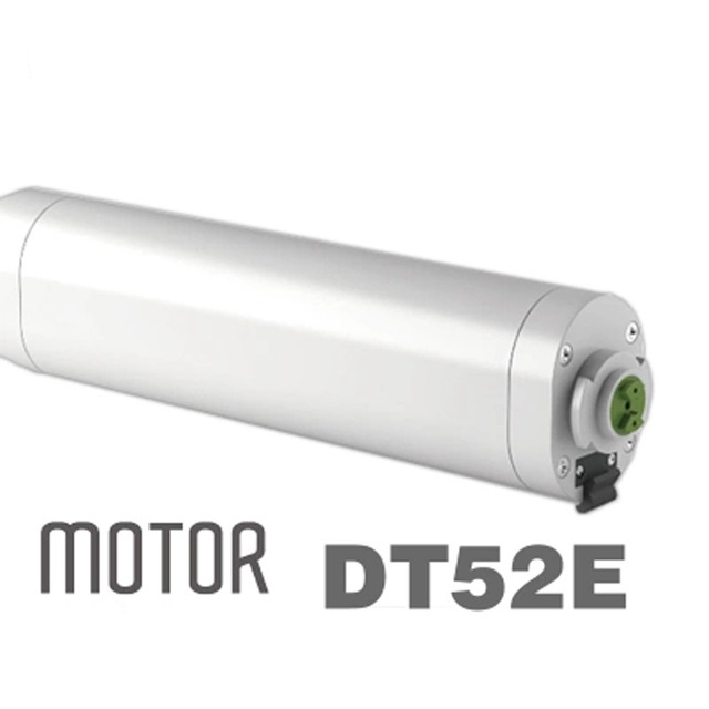 Duya Original Curtain Track Motor DT52E-45W AC220-240V Is Used With BroadlinkRMpro To Realize Mobile Phone Control