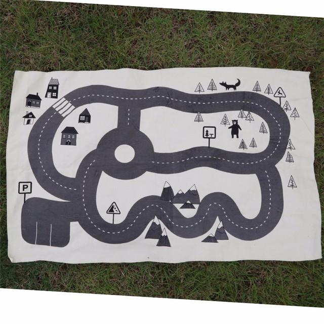 Adventure Forest Play Mat