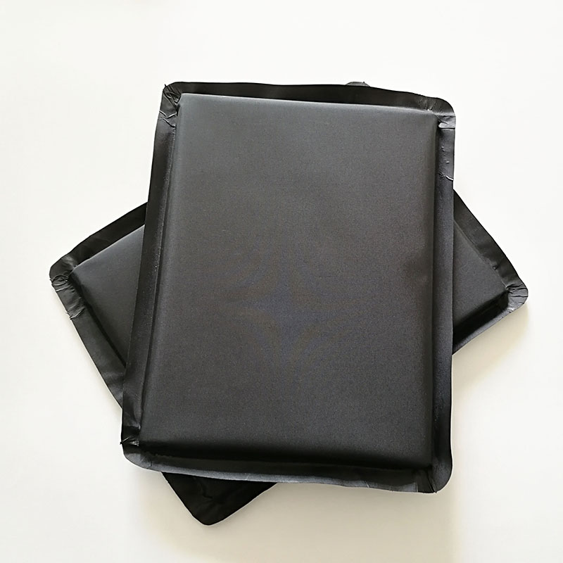 6''X8'' Bullet Proof Soft Panel Lvl IIIA 3A Body Armor Inserts Safety Plate Aramid Core Ballistic Plate two Pieces aa shield bullet proof soft panel body armor inserts plate aramid core self defense supply nij lvl iiia 3a 8x10