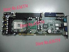 Industrial motherboard IPC board FSC-1731VNA integrated graphics card tested OK