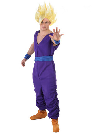 miglior grossista dettagliare eccezionale gamma di stili e colori US $58.9 |Hot adult anime hero costume anime dragon ball z goku cosplay  costume di carnevale kimono halloween costumi del partito costume di scena  in ...