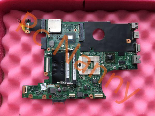 100% Original CN-07NMC8 7NMC8 placa madre del ordenador portátil para dell inspiron 14 N4050 HM67 con HD 6470 M Gráficos DDR3 Probó por Completo