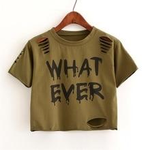 2017 Summer New European and American Wind Short Sleeve O collar Shirt Printed Short T shirt Women T-shirt Female t shirt L2