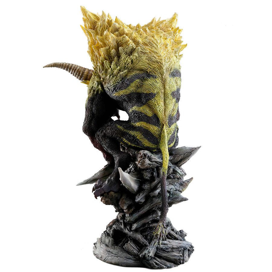 Monster Hunter World Monsters Figure Action Model Toys Rajahn Dragon Collections - 3