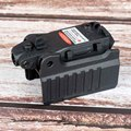 Тактический лазерный прицел с красной точкой для страйкбола KWA KSC Glock 17 22 23 25 27 28 43, пистолет, железный задний прицел