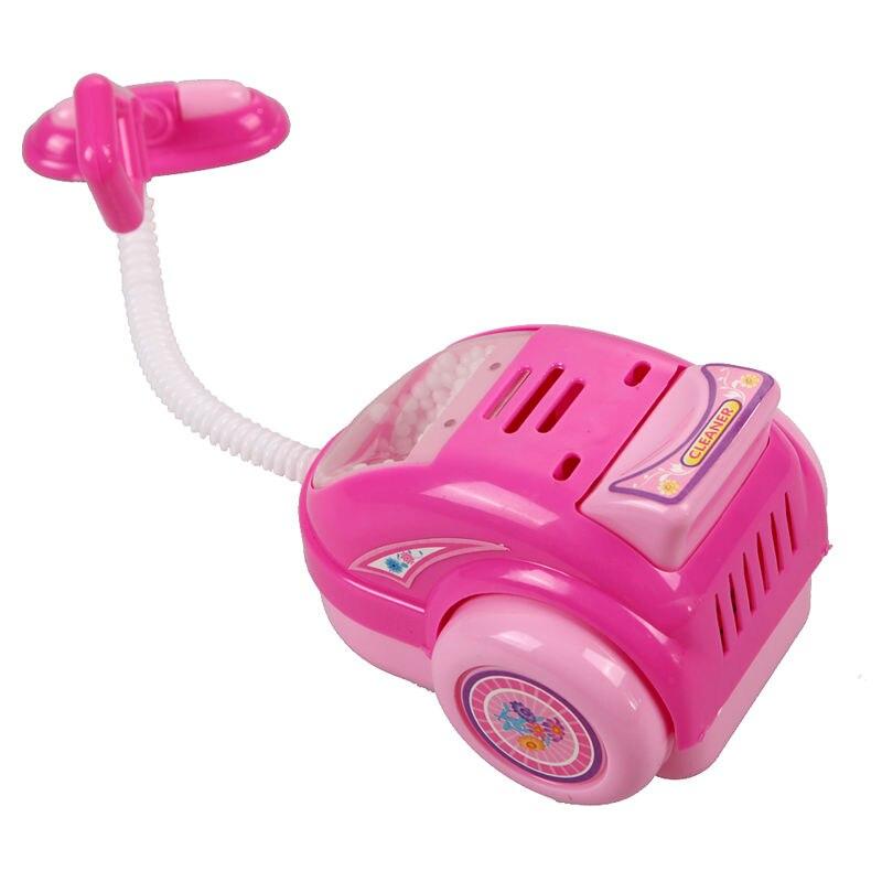 Educational Simulation Electric Dust Catcher font b Toy b font Kids Pretend Play font b Toys