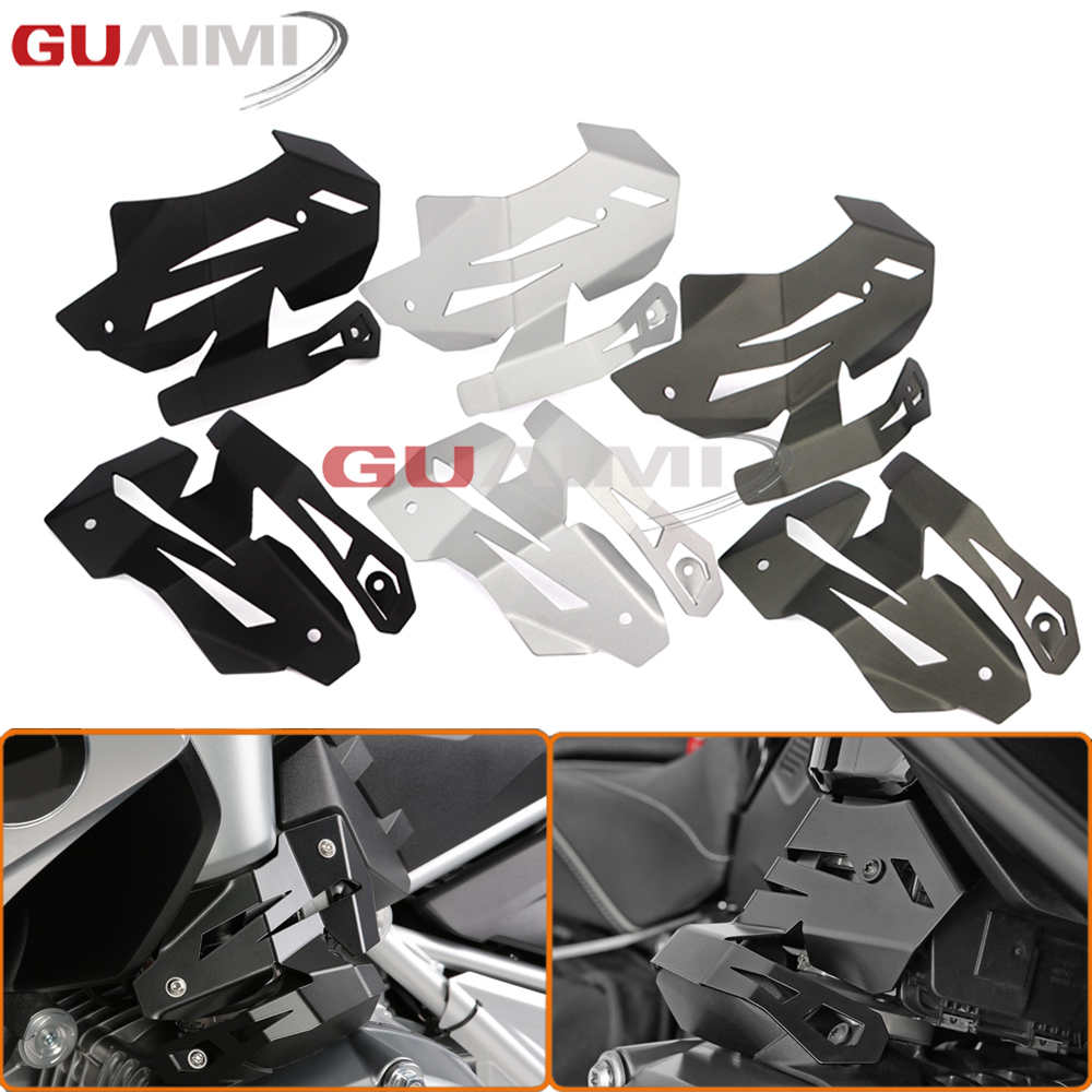 Motorcycle New Billet Injection Cover kit Protector Guards Covers For BMW R1200GS LC 2013 2014 2015 2016 R1200 GS new motorcycle billet aluminium injection cover kit protector guards covers for bmw r1200gs lc 2013 2016 r1200r lc