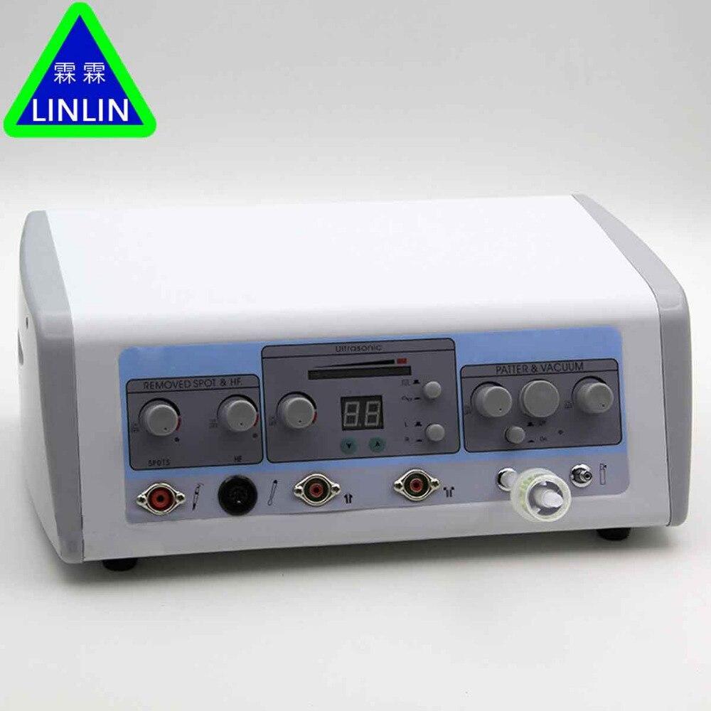 LINLIN ультразвуковой введение электротерапии инструмент для удаления wrinkles морщинами кожи и груди отбеливание и rem