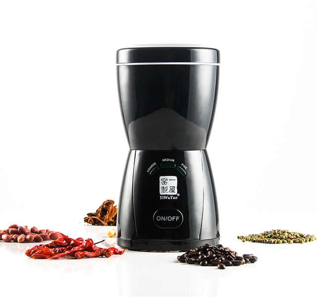 Mini Coffee Grinder Small Coffee Machine Household Automatic Grinder