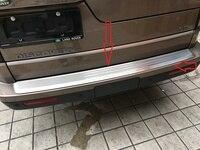 Car Rear Exterior Rear Bumper Protector For Land Rover Discovery 4