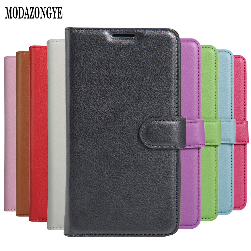 Galleria fotografica <font><b>Huawei</b></font> Y6 2017 Case <font><b>Huawei</b></font> Y6 2017 Case Cover 5.0 inch Luxury Wallet PU Leather Phone Case For <font><b>Huawei</b></font> Y6 2017 Flip Back Case