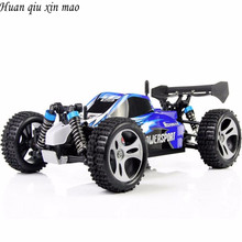45 км/ч RC автомобиль 1:18 2.4 г Багги высокое качество Дистанционное управление внедорожных гоночный автомобиль игрушки четыре колеса грузовик с передатчиком