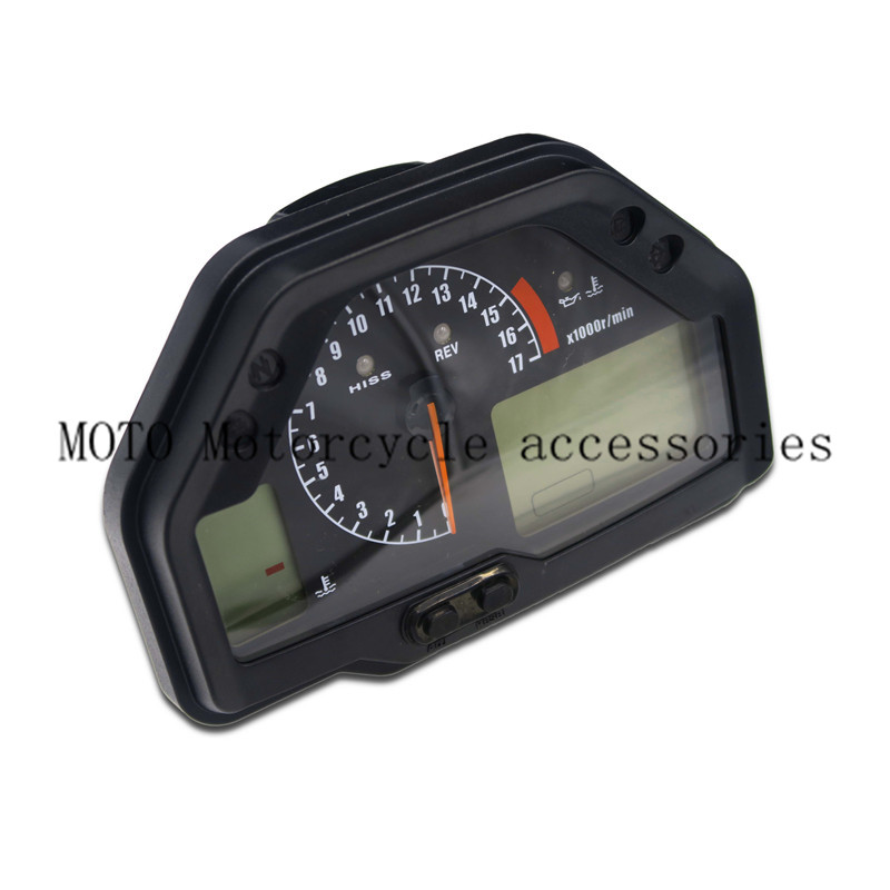 Motorcycle Odometer Gauge Speedometer Tachometer For Honda CBR600RR F5 2003 2004 2005 2006 Motorbike Odometer Gauge