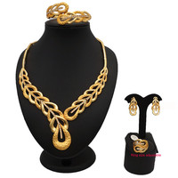 african jewelry set beads nigerian jewelry set dubai gold color india jewelry sets for women necklace set in jewellery