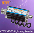 BOS CCTV Video Surge Lightning Arrester Protector for Security CCTV Camera