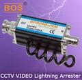 BOS CCTV Video Surge Lightning Arrester Protector for Security CCTV Camera