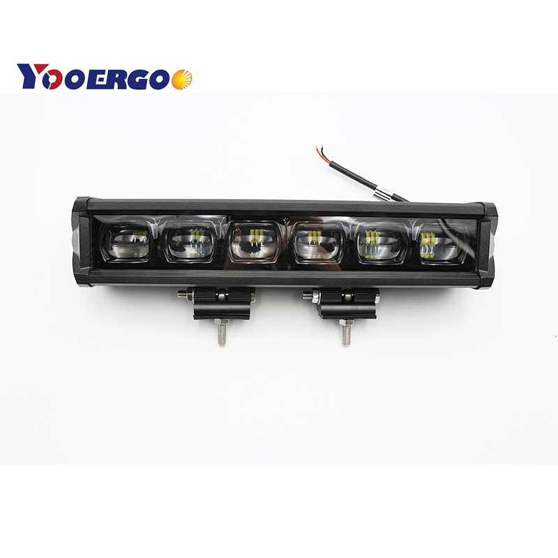 7 INCH 60W 6D LED Light Bar Lamp Offroad Waterproof 6000K Universal Work Bulbs 7 inch 60w 6d led light bar lamp offroad waterproof 6000k universal work bulbs