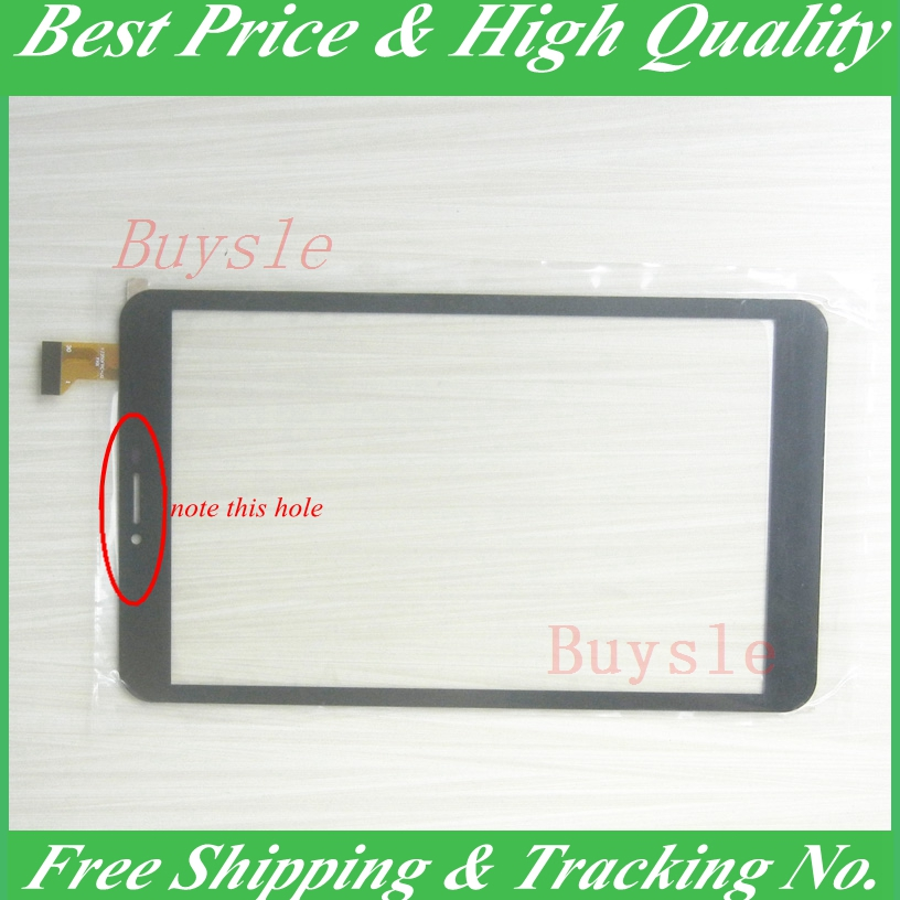Black New 8'' Inch Touch Panel Digitizer Sensor For Tablet PC Touch Screen Digitizer Panel Repair YJ350FPC-V0 Free Shipping