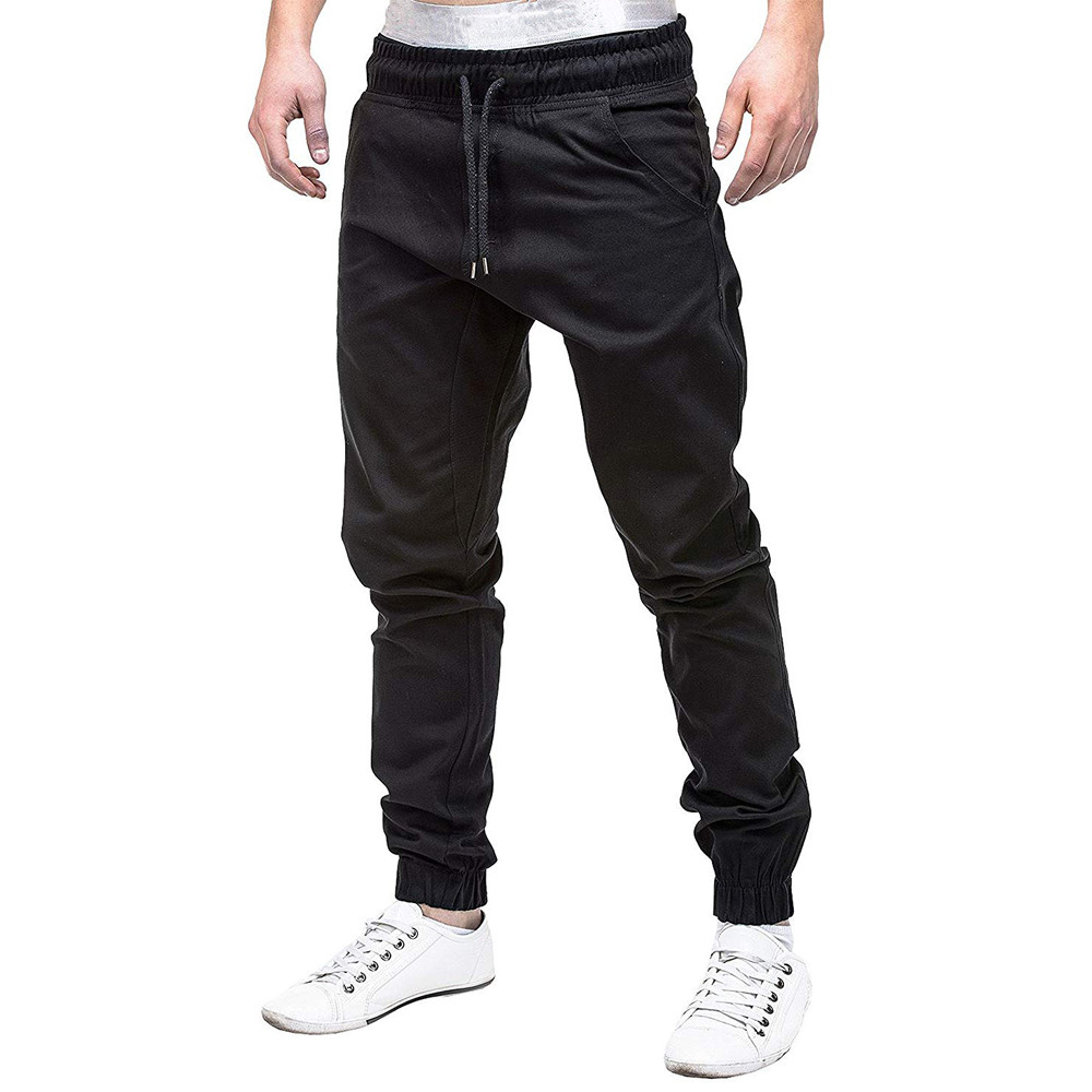 Men Sports Running Pants Pockets Athletic  Pant Training Sport Pants Elasticity Legging Jogging Gym Trousers Solid Pant 6XL 4.12