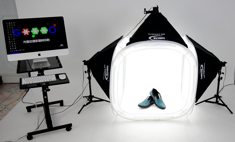 Photo Studio 80cm softbox tent Continuous Light Kit Camera Tent Studio Light Box Photography Equipment Adearstudio CD50.-in Photographic Lighting from ... & Photo Studio 80cm softbox tent Continuous Light Kit Camera Tent ...