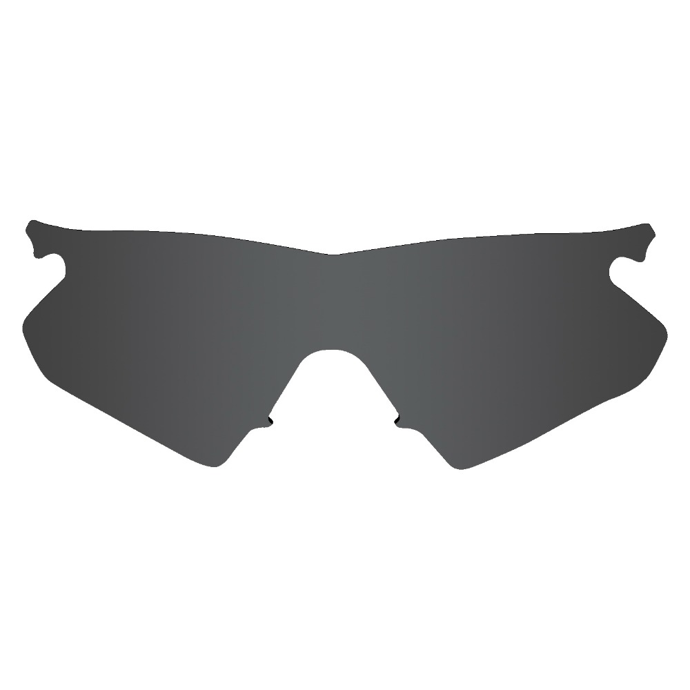 38e48bde6a Mryok POLARIZED Replacement Lenses for Oakley M Frame Heater Sunglasses Stealth  Black