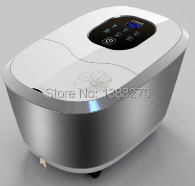 2018 as seen on tv China foot bath massager machine foot tub equiptment massage machine foot spa Grey electric antistress therapy rollers shiatsu kneading foot legs arms massager vibrator foot massage machine foot care device hot