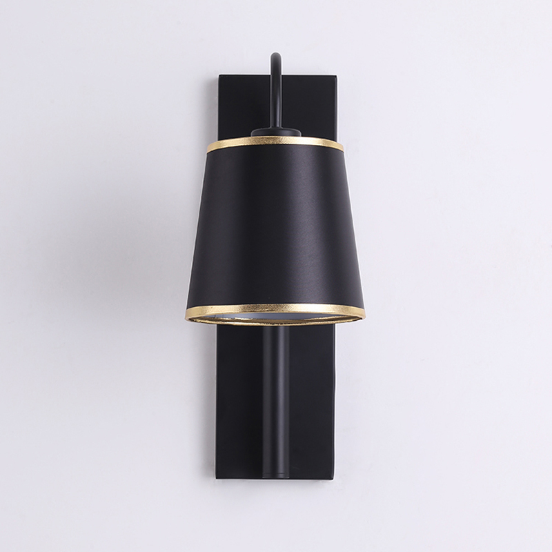 vintage retro lamp loft light sconces background bar cafe restaurant aisle office pub club picture rectangle base bedside bra in LED Indoor Wall Lamps from Lights Lighting