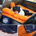 Múltiples colores nuevo diseño impermeable asiento trasero de coche del amortiguador de aire cama de viaje de aire exterior calidad del sofá cama para el automóvil