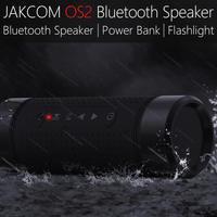 Jakcom OS2 Outdoor Bluetooth Speaker 5200mAh Power Bank External Battery Pack Subwoofer Bass Portable Speaker LED