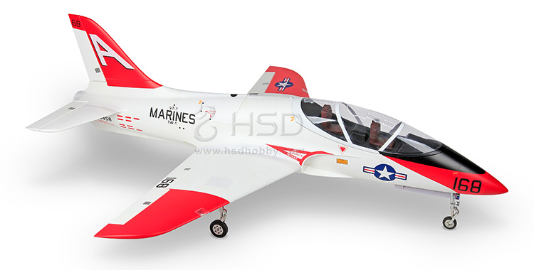 Affandi <font><b>RC</b></font> JET Airplane 6/K60 JET <font><b>Engine</b></font> ECU+ Coast Guard Painting <font><b>RC</b></font> Fixed Wing Jetcar Airplane PNP/ARF