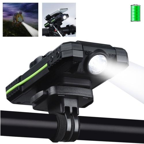 X2 5400 mAh Impermeable Al Aire Libre de Bicicletas de alta Calidad Banco de la Energía con La Linterna y SOS Función Nivel Impermeable IPX65