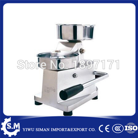 stainless steel body Manual hamburger machine burger Patty molding machine household hamburger machine for sale manual stainless steel hamburger patty