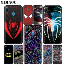 YIMAOC Marvel Superheroes 13 Soft Case For Huawei P30 P20 Pro P10 P9 P8 2015 201