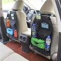 Горячие продажи Автомобилей Seat Организатор Держатель Multi-карманный Путешествия Сумка Для Хранения Сетки Вешалка Для Pocket-Черный