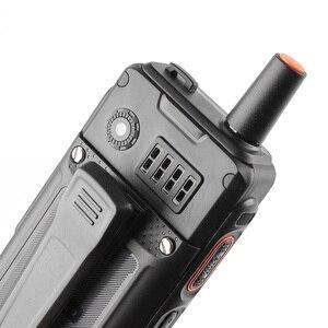 Image 4 - F22 アップグレード公共インターホン携帯 Dual 4G 北斗 GPS Android インテリジェント PPT インターホン