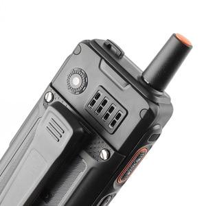 Image 4 - F22 ulepszona publicznych domofon komórkowy Dual 4G Beidou GPS Android inteligentny PPT domofon