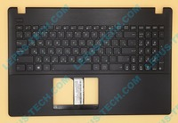 RU Russian Keyboard for ASUS X551 X551CA X551MA X551MAV keyboard with palmrest top case black color 90NB0341 R30190